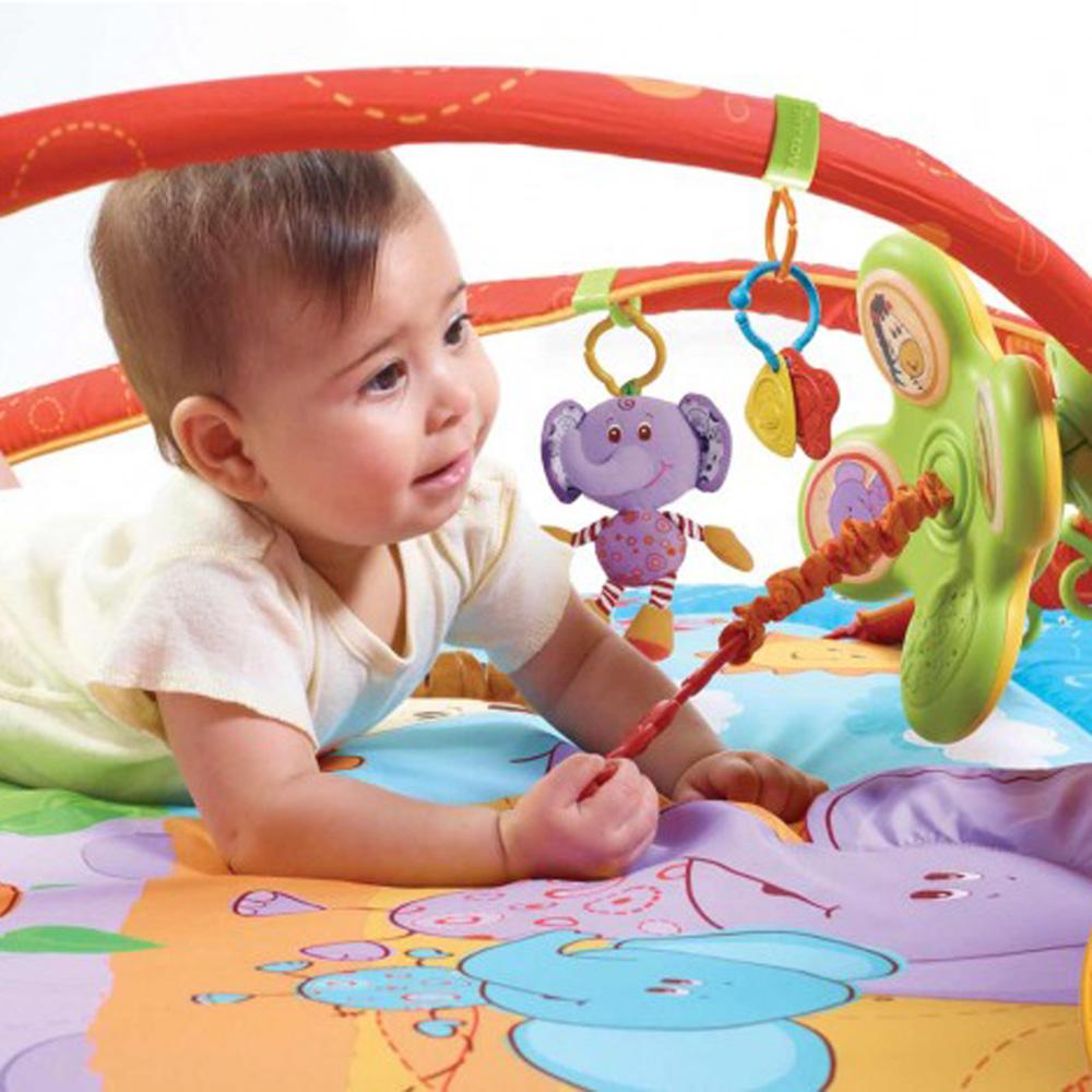 tapis d 233 veil gymini move and play de tiny