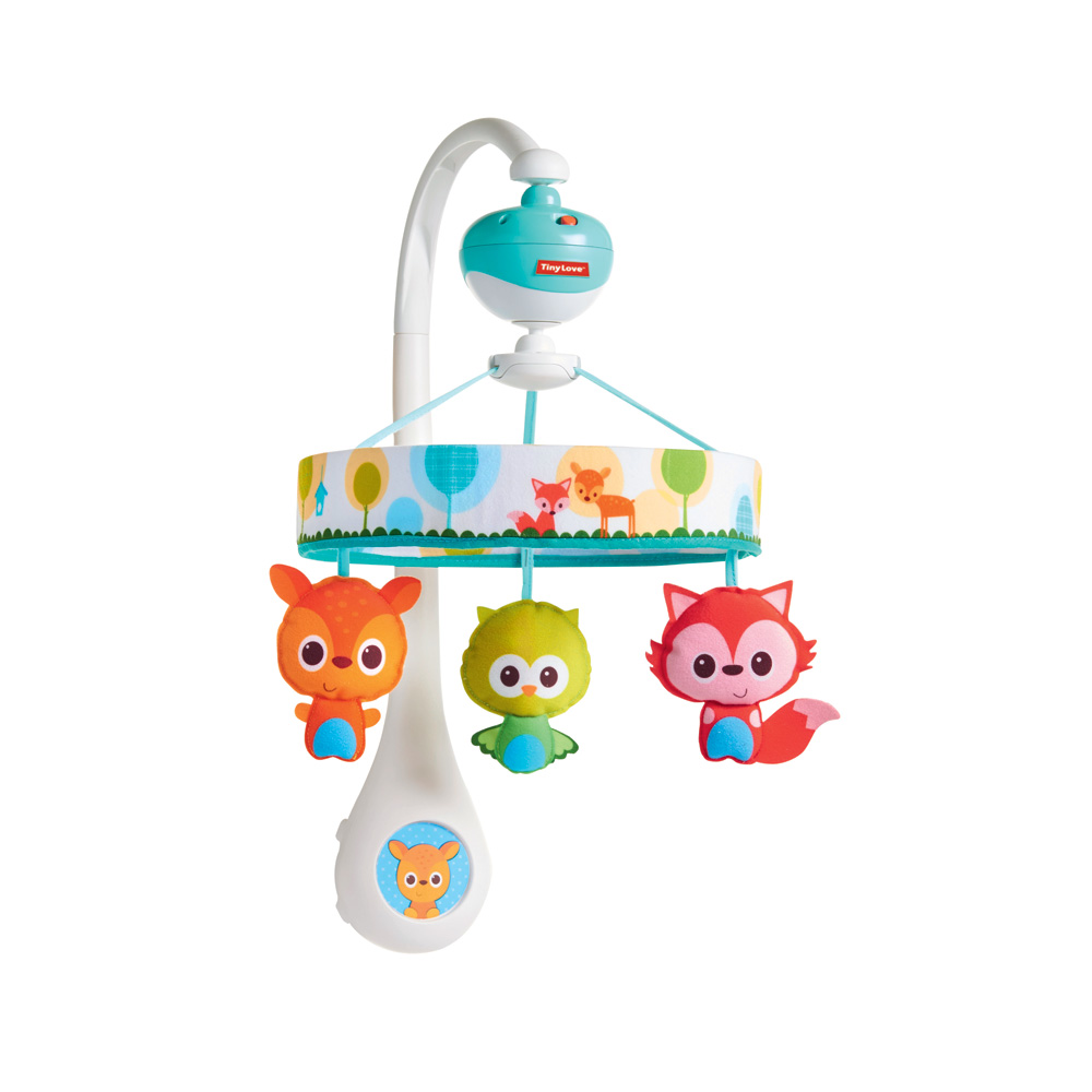 Mobile b b musical berceuse lullaby 40 sur allob b - Mobile musical bebe fille ...