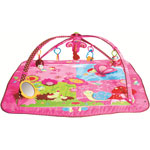 Tapis d'éveil gymini move and play princesse pas cher