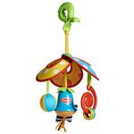Jouet de voyage bébé mini mobile pack and go pas cher