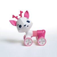 Jouet bébé hochet tiny roller friend florence