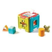 Jouet bébé cube magique et jeux d'encastrement