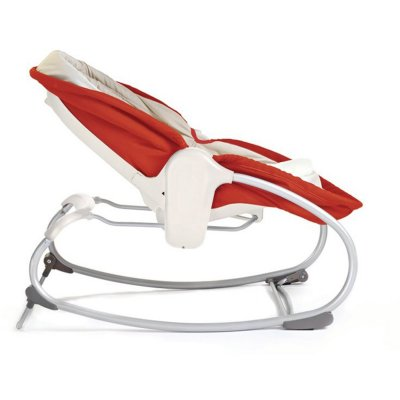 Transat bébé rocker napper rouge Tiny love