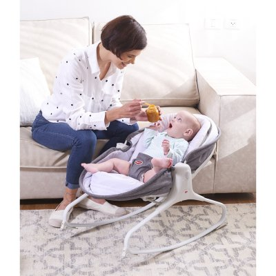 Transat rocker napper 3 en 1 Tiny love