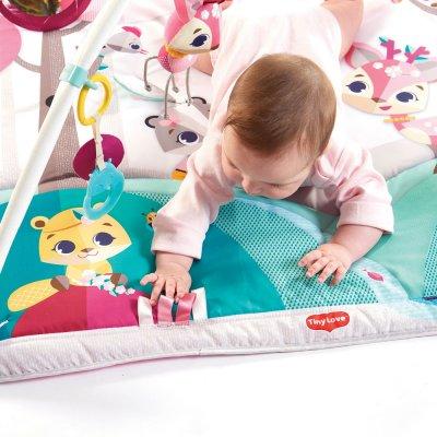 Tapis d'éveil gymini princesse Tiny love