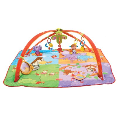 Tapis d'éveil gymini move and play Tiny love