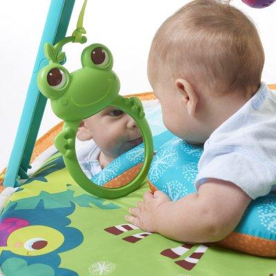 Tapis d'éveil bébé gymini évolutif 1 2 3 Tiny love
