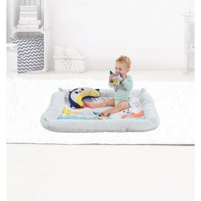 Tapis d'éveil bébé confort polaire Tiny love
