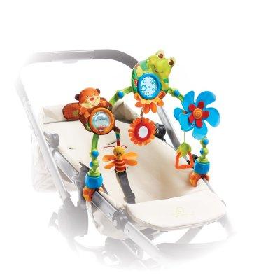 Jouet de voyage bébé arche articulée my nature pals Tiny love