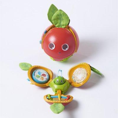 Jouet d'éveil pomme du petit explorateur Tiny love