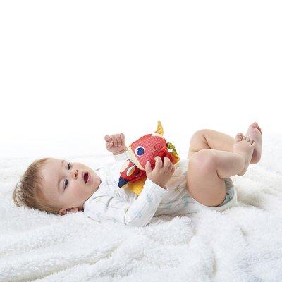 Jouet d'éveil bébé christopher le renard Tiny love