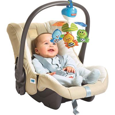 Jouet de voyage bébé mobile 3 en 1 Tiny love
