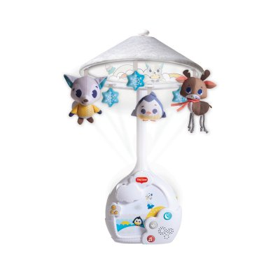 Mobile projecteur bébé magical night polaire Tiny love