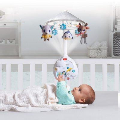 Mobile projecteur bébé magical night polaire Tiny love
