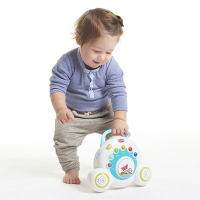 Mobile bébé soothe n groove dans la prairie Tiny love