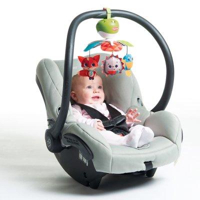 Mobile de voyage bébé dans la prairie Tiny love