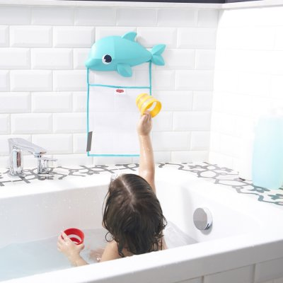 Filet de rangement jouets de bain Tiny love
