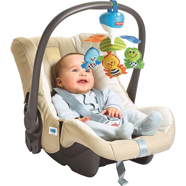 Mobile de voyage bébé 3 en 1 Tiny love