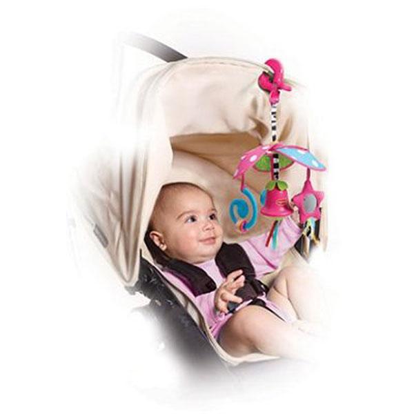 Jouet de voyage bébé mini mobile pack and go princesse Tiny love