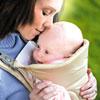 Porte bébé ventral freestyle classic beige Tomy