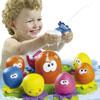 Jouets de bain bébé poulpy et compagnie Tomy