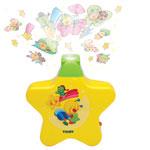 Veilleuse bébé étoile enchantée jaune de Tomy