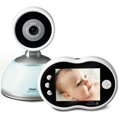 Tomy Babyphone video digital plus tdv450