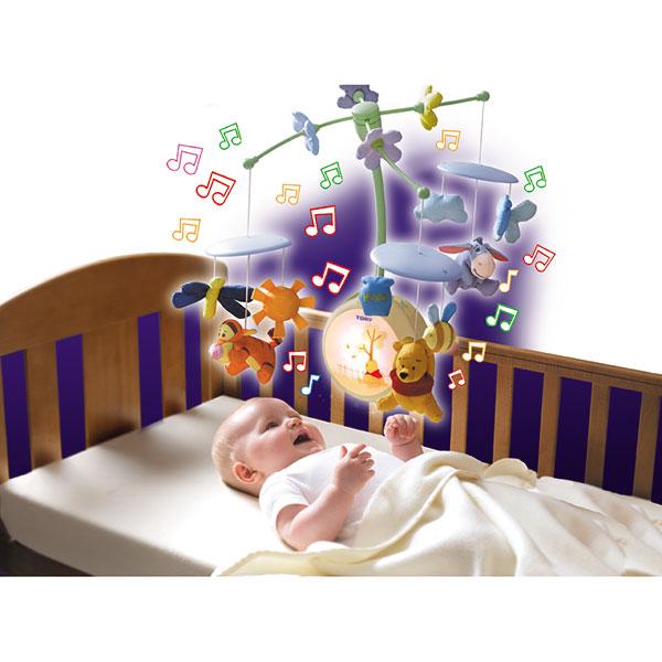 Mobile bébé winnie l'ourson Tomy