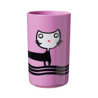 Tasse anti-chute supercup 12m+ rose