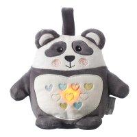 Peluche aide au sommeil grofriend rechargeable - pippo le panda