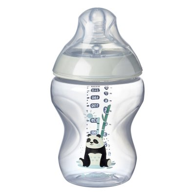 Biberon easi-vent closer to nature 260 ml déco fille Tommee tippee