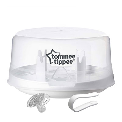 Stérilisateur micro-onde closer to nature Tommee tippee