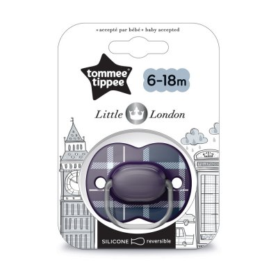 Sucette little london 6-18m Tommee tippee