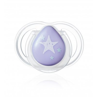 Sucette newborn 0-2 mois violette Tommee tippee