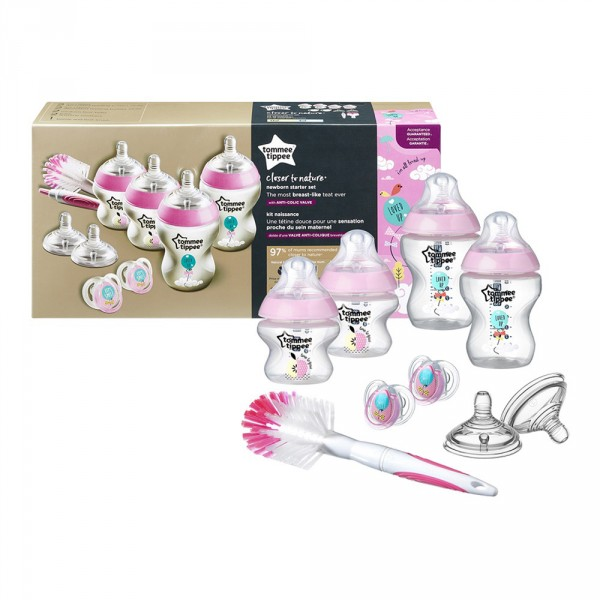 Kit naissance easi-vent girl Tommee tippee
