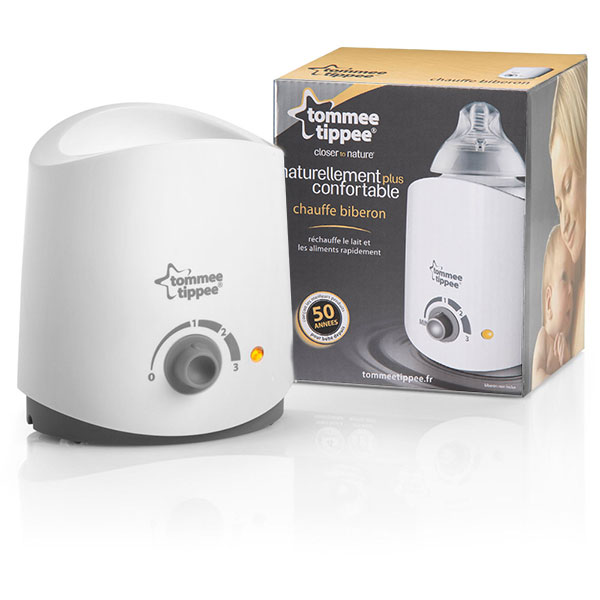 Chauffe biberon électrique close to nature Tommee tippee