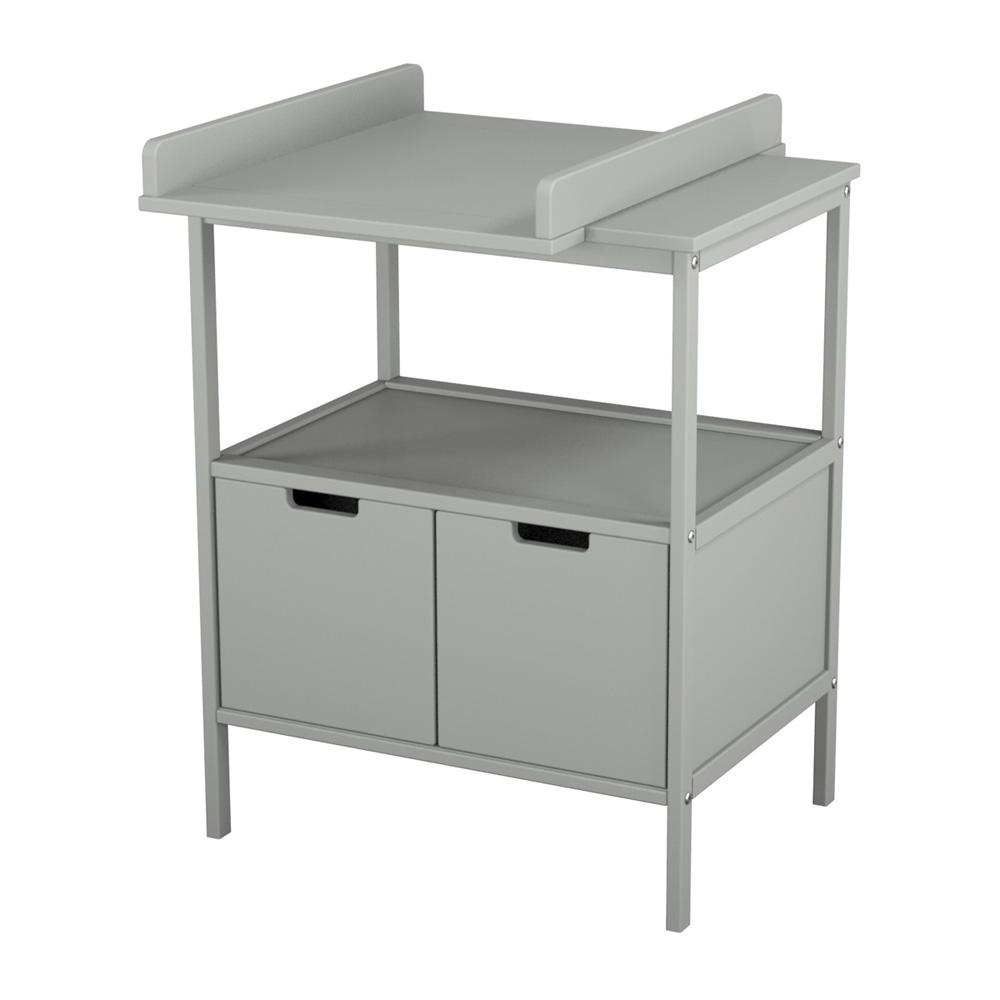 Table À Langer Petite table à langer gris