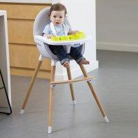 Chaise haute bébé ikid