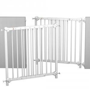 Barrière de sécurité 73-110 cm vernis