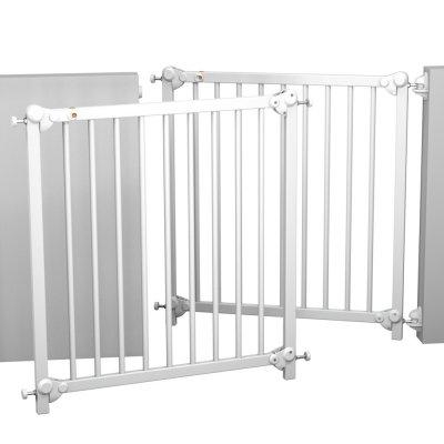 Barrière de sécurité 75-82 cm blanc At4