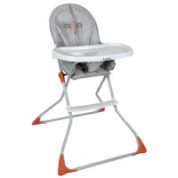 Chaise haute bébé kelvin boho style