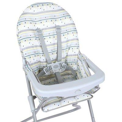 Chaise haute bébé kelvin grafik Trottine