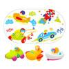 Tapis de bain bébé vroom et 3 aspergeurs Taf toys
