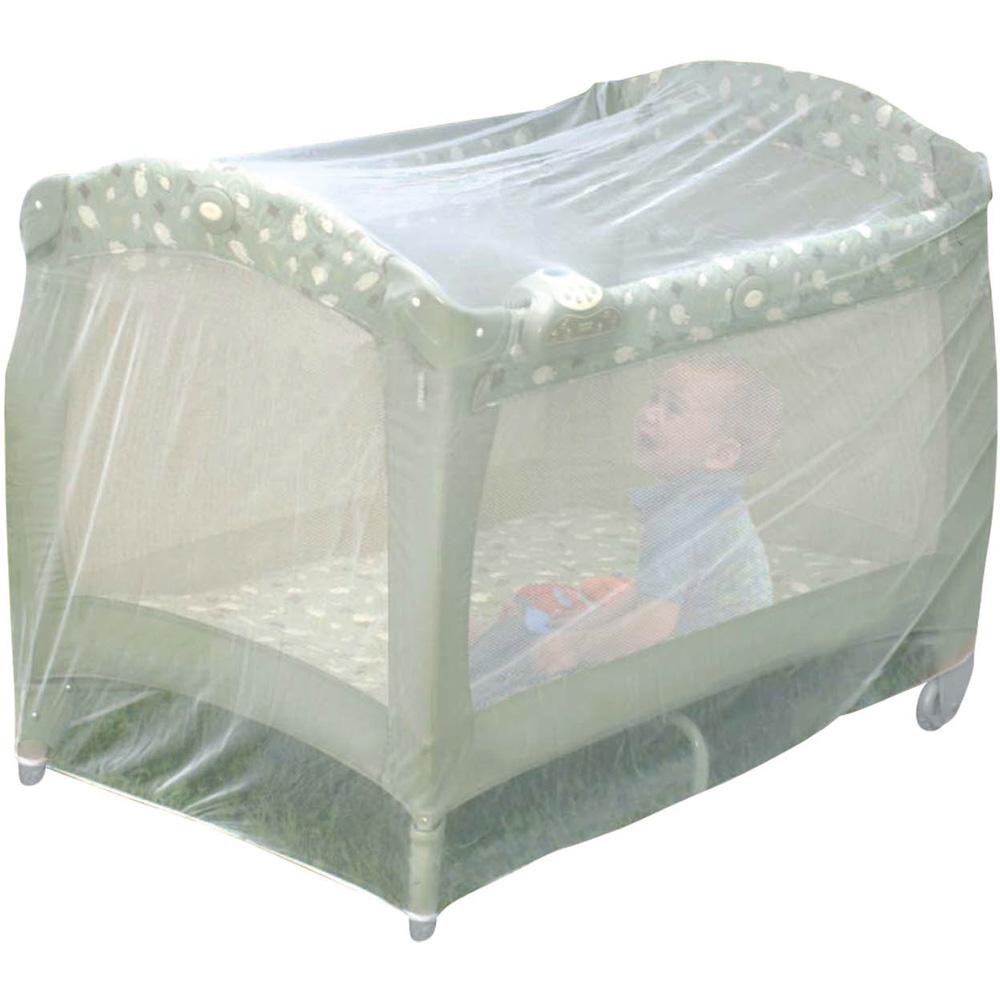 moustiquaire lit b b de taf toys sur allob b. Black Bedroom Furniture Sets. Home Design Ideas