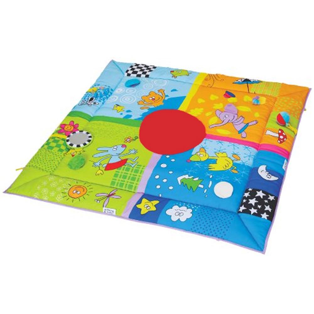 Tapis D 39 Veil Des 4 Saisons De Taf Toys Sur Allob B
