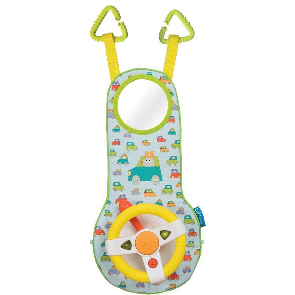 Jouet de voyage b b volant de voiture musical de taf toys chez naturab b - Jouet pour occuper bebe voiture ...