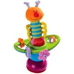 Jouets d'éveil bébé mini carrousel pour chaise haute pas cher