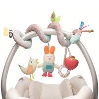 Jouets de voyage bébé spirale jardin
