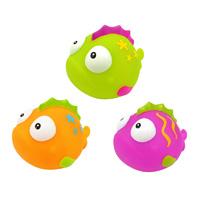 Jouets de bain bébé 3 aspergeurs poissons