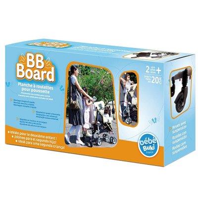 Planche à roulettes poussette bb board Taf toys